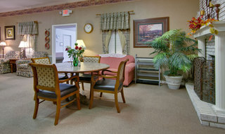 Assisted senior living in union