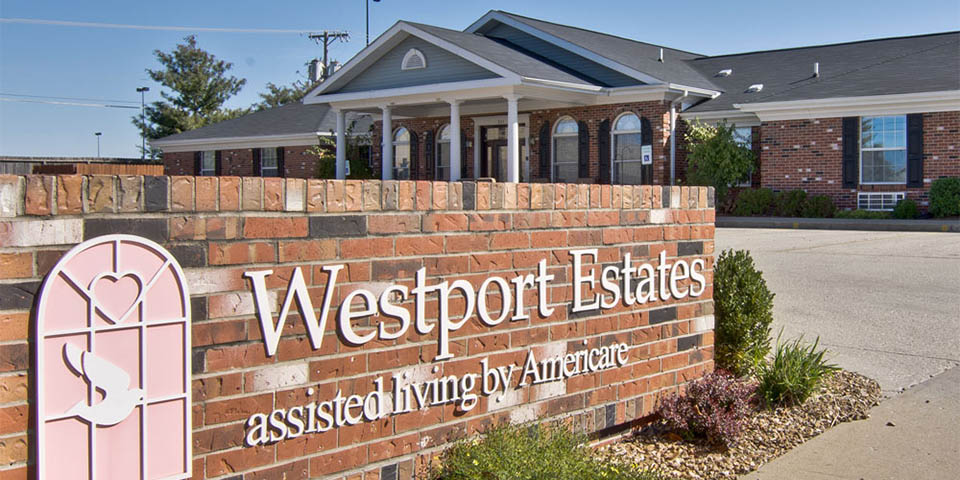 Our assisted living community in Marshall, MO.
