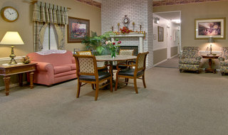 Union senior living community seating for assisted