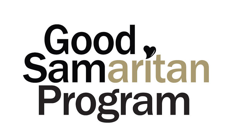 Good samaritan program logo