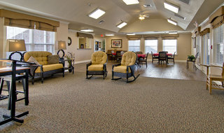 Senior living rockers in union city