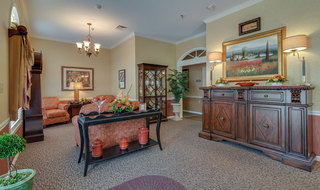 Jefferson city community interior for assisted living