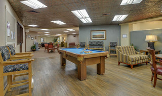 Assisted living billards in kansas city