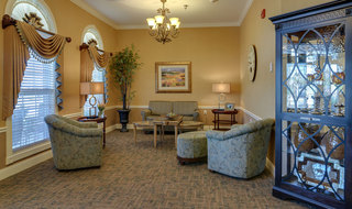 Assisted living building in columbia