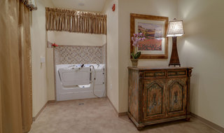 Bathing assisted living in columbia