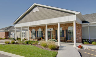 Assisted living community in fairview heights