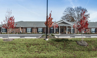 Memphis assisted living community