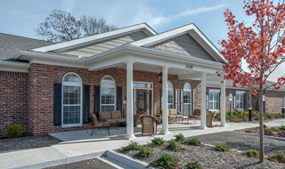 Memphis building for assisted living