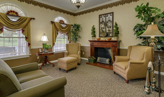 Fire side lounge smyrna assisted living