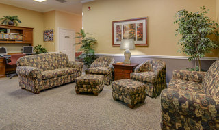 Library smyrna assisted living