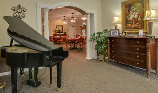 Music room smyrna assisted living