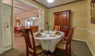 Private dining smyrna assisted living