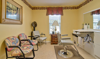 Hair salon columbia assisted living