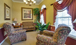Reading lounge columbia assisted living