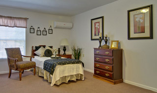 Single bedroom columbia assisted living