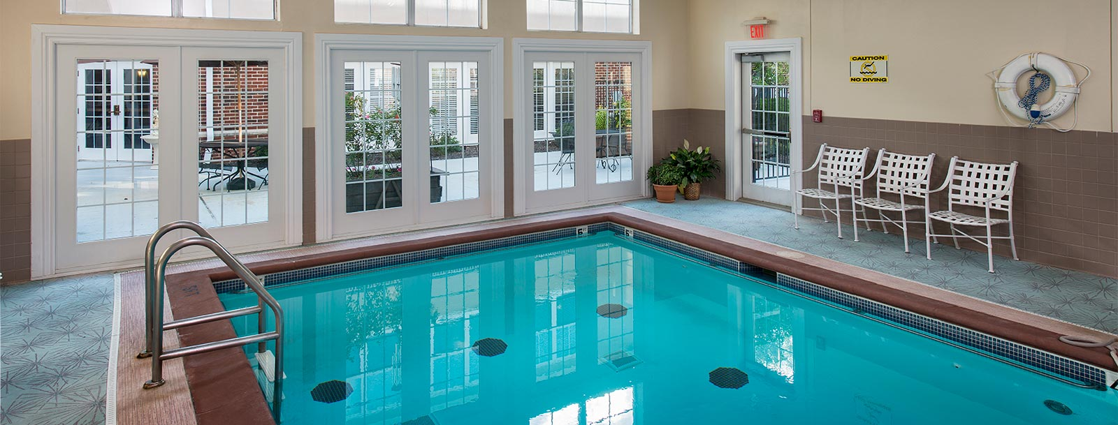Senior living in Olathe care about your health and wellness