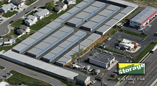 Storage rental facility in west valley