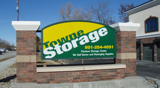 Happy couple store good in our south jordan storage units