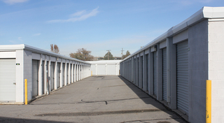 Secure storage facility in clearfield
