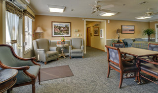 Community lounge pittsburg assisted living