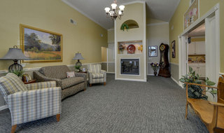 Fire side lounge pittsburg assisted living