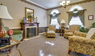 Fire side lounge milan assisted living