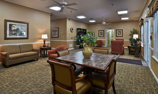 Community hangout clarksville assisted living