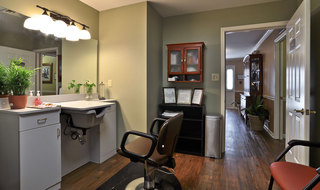 Hair salon clarksville assisted living