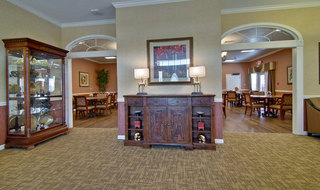 Community lounge nixa assisted living