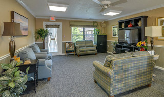 Tv lounge pittsburg assisted living