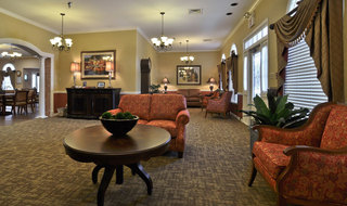 Reading lounge clarksville assisted living