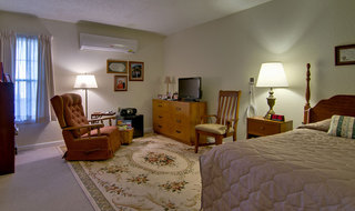 Single bedroom fulton assisted living