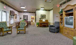 Music room milan assisted living