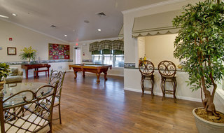 Cape girardeau assisted living game room