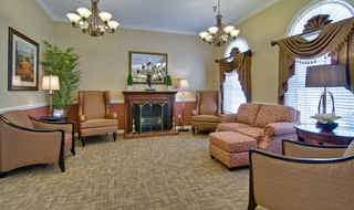Nixa assisted living fire place