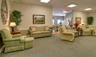 Community lounge saint peters assisted living