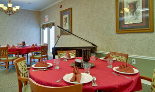 Dining table set saint peters assisted living