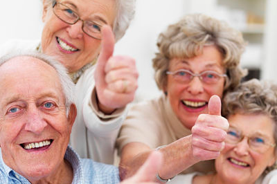 Oakey Assisted Living residents