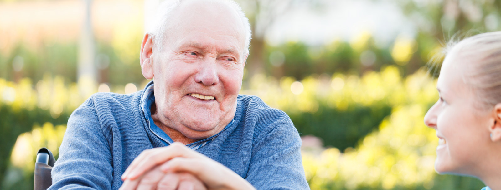 Respite care services at the senior living facility in Lawrence