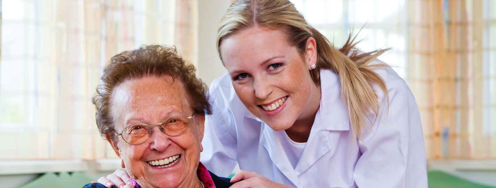 Assisted living at the senior living facility in Lawrence