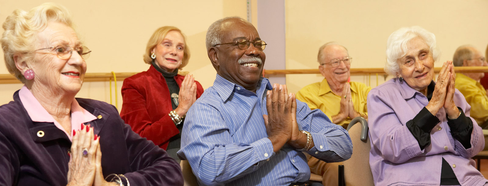 Senior living in Emporia cares about your health and wellness