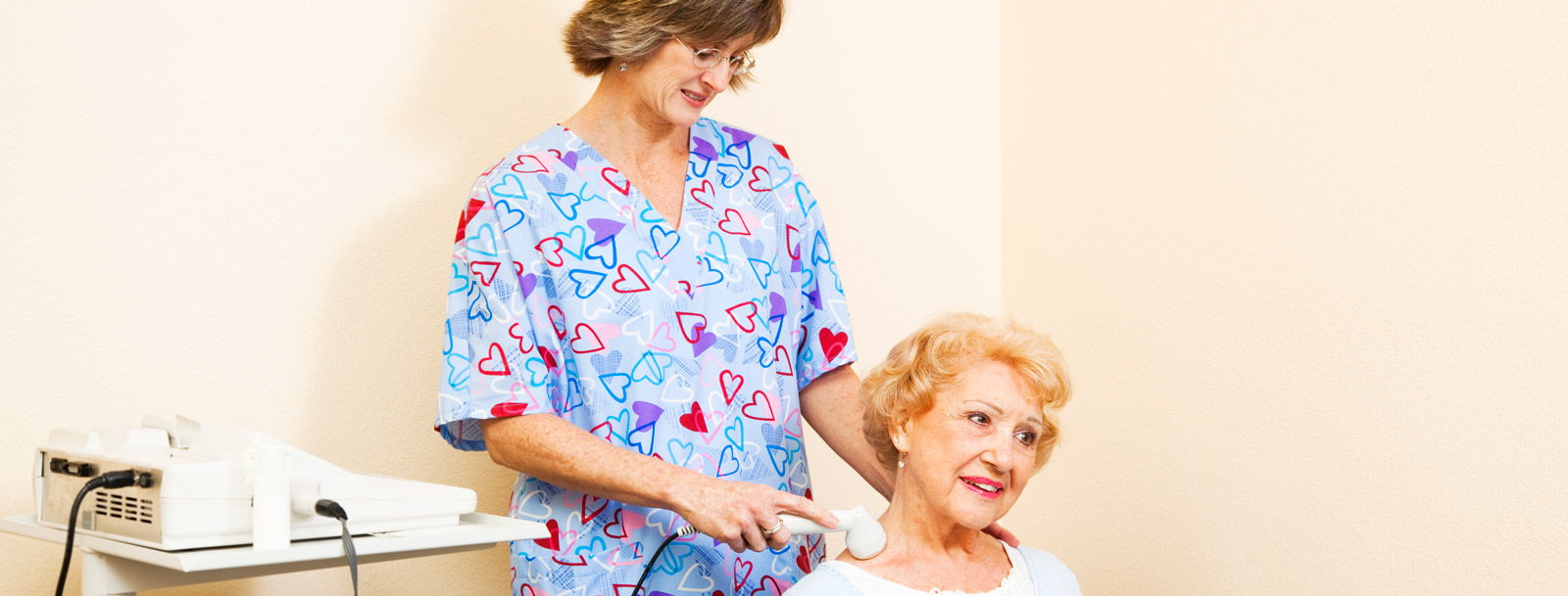 Therapy services at the senior living community in Rolla