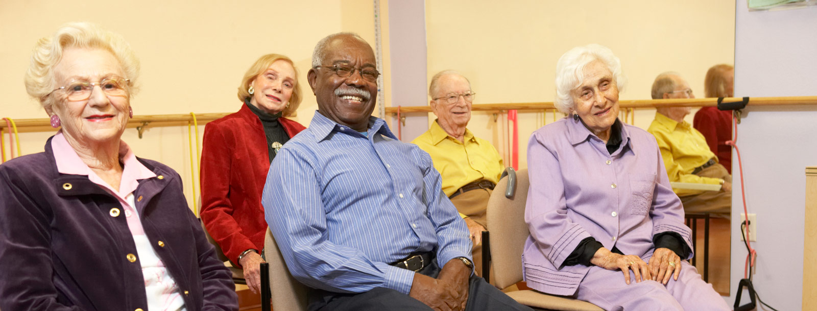 Senior living in Farmington cares about your health and wellness