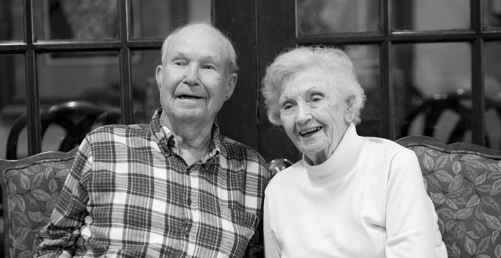Parsons cypress house senior couple