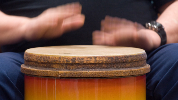 Drum Circles Grow in Popularity at SRG Communities
