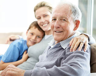 Family resources for senior living provided by Americare.