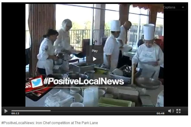 The Park Lane Hosts Annual Iron Chef-Style Competition