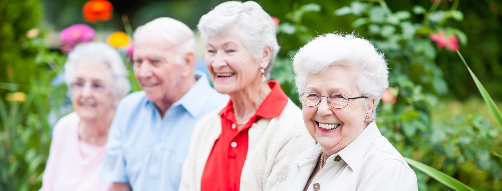 View our newsletter at the senior living in Wichita