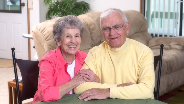 Senior living facility in Newton has lots of living options