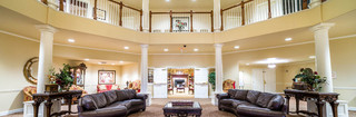 Edmond senior living community interior dhb 8925